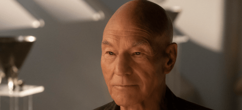 Star Trek Picard - Picard Plays Poker with Data