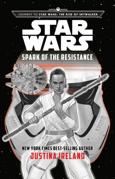 Star Wars: Spark Of The Resistance Cover
