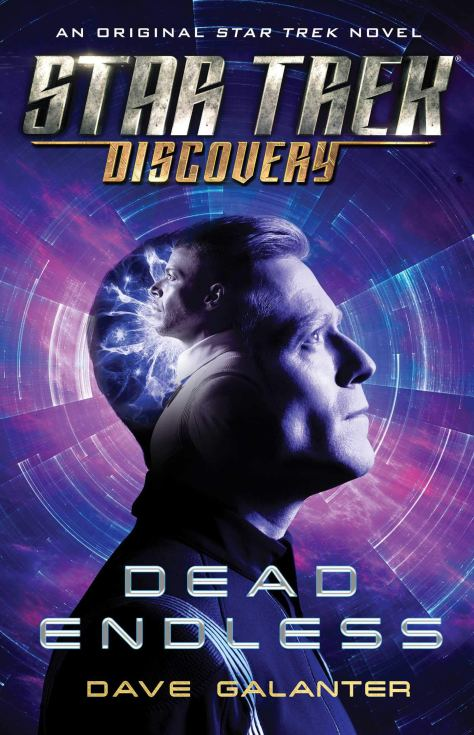 Star Trek Discovery: Dead Endless Cover