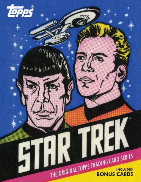 Star Trek: The Original Topps Trading Cards Series Cover