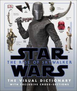 Star Wars: The Rise Of Skywalker - The Visual Dictionary Cover