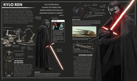 Star Wars: The Rise Of Skywalker - The Visual Dictionary Kylo Ren