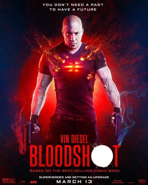 Bloodshot Poster 1