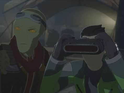 Review | Star Wars: Resistance - Breakout