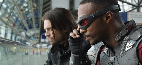 Falcon and the Winter Soldier - Captain America Civil War