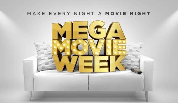 Mega Movie Week Is Back!