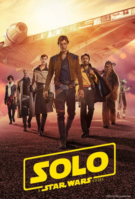 Solo: A Star Wars Story Disney Plus Poster