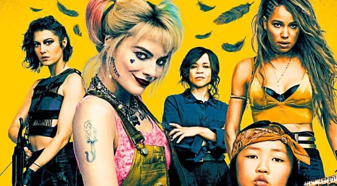 New Birds of Prey IMAX Poster Brings the Feathers