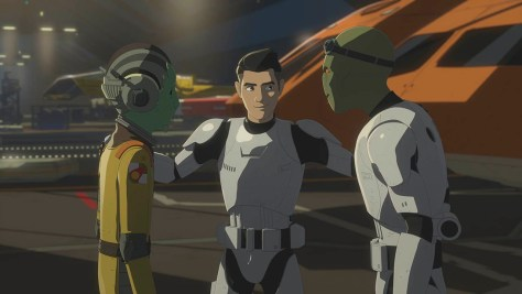 Review   Star Wars: Resistance - Breakout