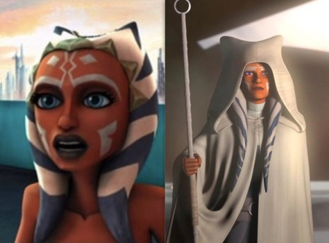 Ahsoka Tano - From Clone Wars to Rebels