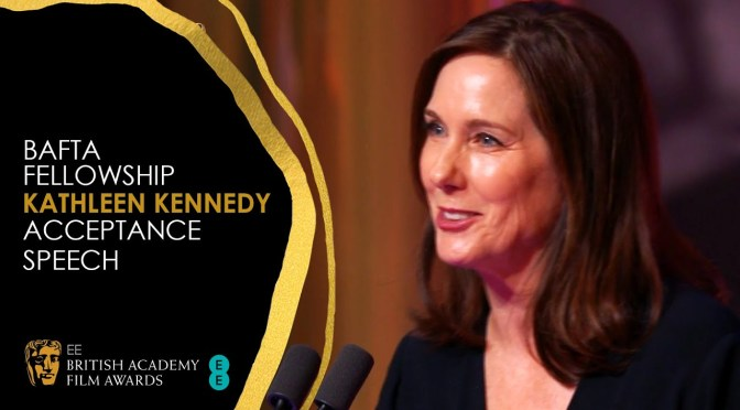 BAFTA Fellowship Kathleen Kennedy