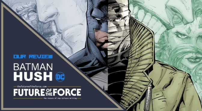 Review | Batman: Hush (Animated Movie)