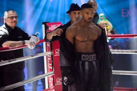 Creed 2 - Michael B. Jordan