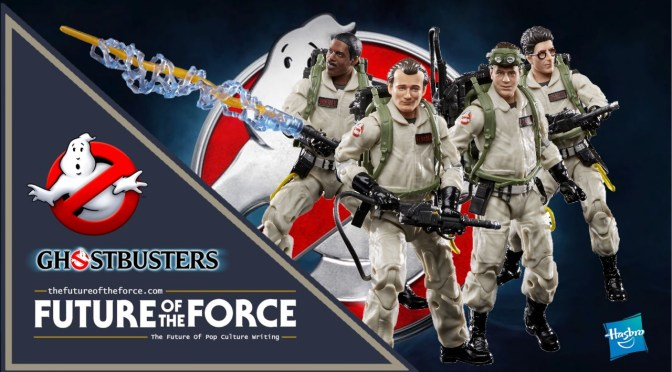 Hasbro's Ghostbusters Plasma Series Promo Images Revealed