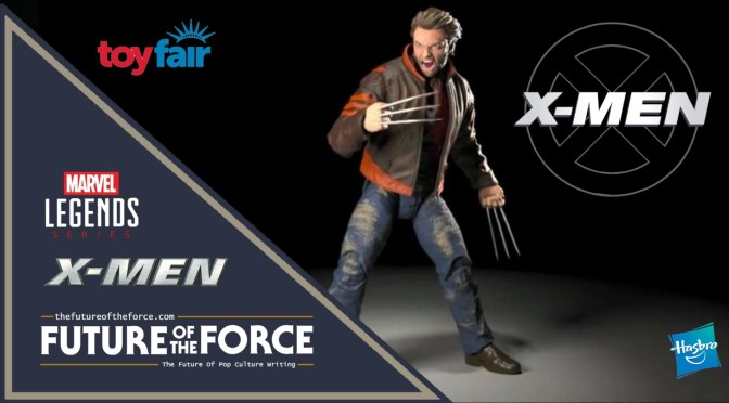 Toy Fair 2020 | Marvel Legends X-Men Movie Figures Revealed!