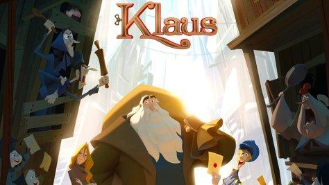 Klaus Poster - Netflix