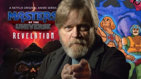Mark Hamill Leads an All-Star Cast for Netflix's Masters Of The Universe Revelation