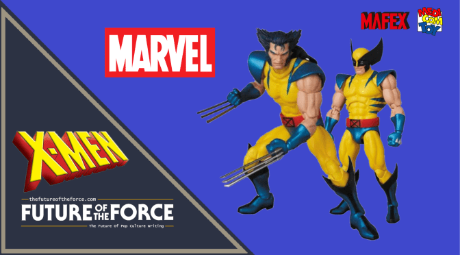 FOTF TV | X-Men Wolverine Medicom Mafex (NO. 096) UNBOXING VIDEO