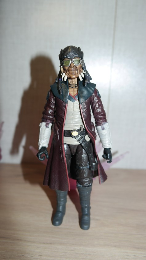 Hasbro Star Wars Black Series Star Wars Galaxys Edge Smugglers Run Review 27