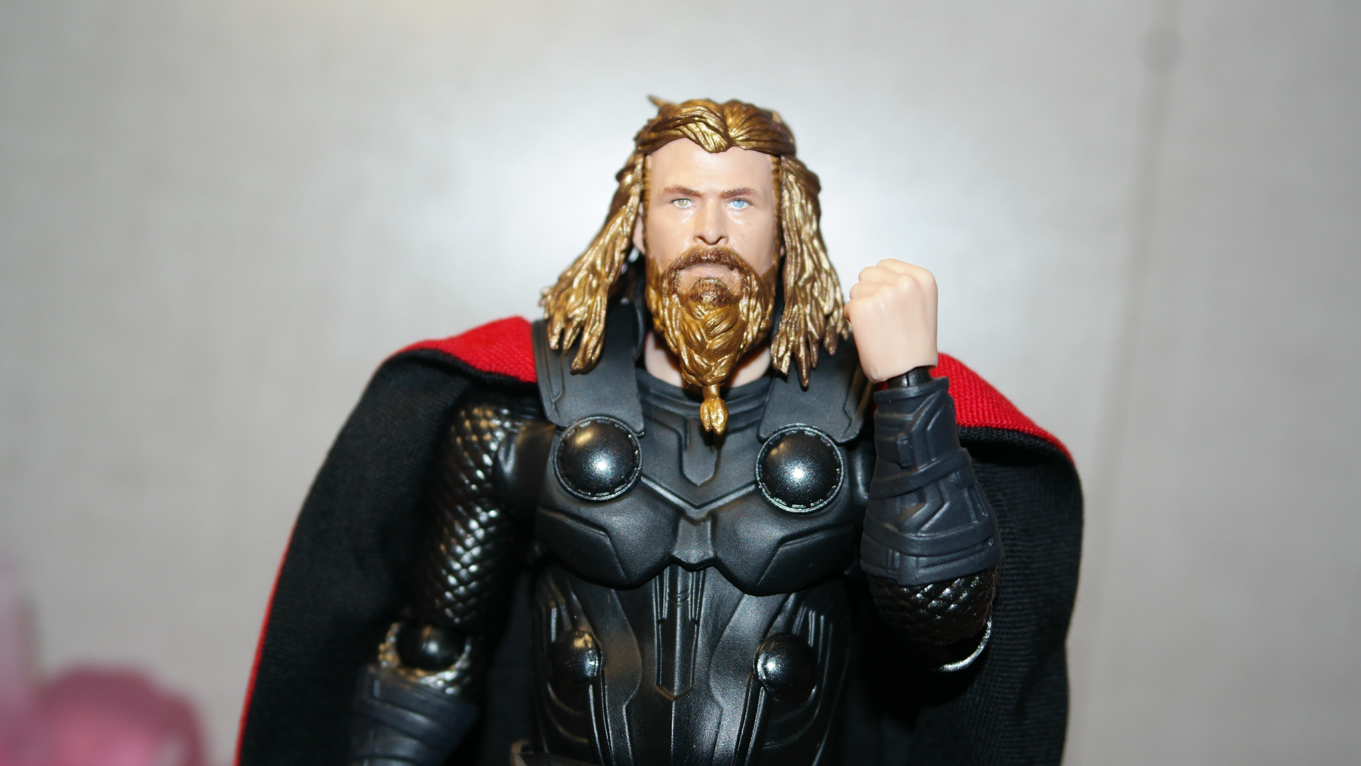 Figuarts Avengers Issue Thor Premium Tamashii Exclusive Figure Bandai S.H