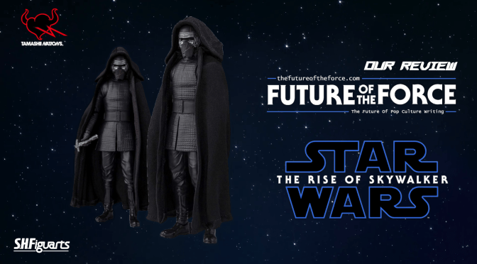 S.H. Figuarts Review | Kylo Ren (Star Wars: The Rise Of Skywalker)