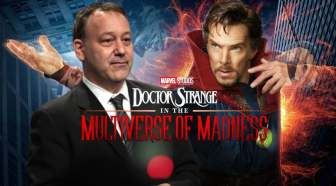 Sam Raimi Confirms He's Helming Doctor Strange in the Multiverse of Madness