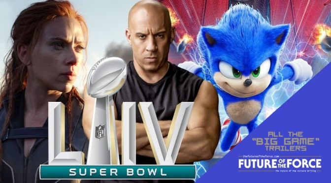 "Super Bowl LIV ""BIG GAME"" Trailers 