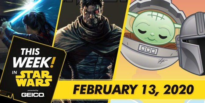 This Week! in Star Wars | Star Wars: Galactic Starcruiser News, The Mandalorian Comes to Emoji Blitz, and More!