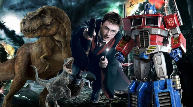 'Transformers', 'Harry Potter', and the Jurassic Franchise: Which Reigns Supreme?