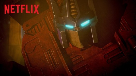 New Trailer for Netflix's 'Transformers: War For Cybertron' Trilogy
