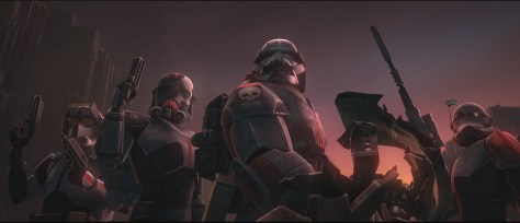 Star Wars: The Clone Wars 'The Bad Batch'