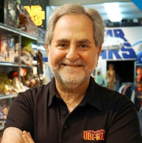Steve Sansweet - Rancho Obi-Wan