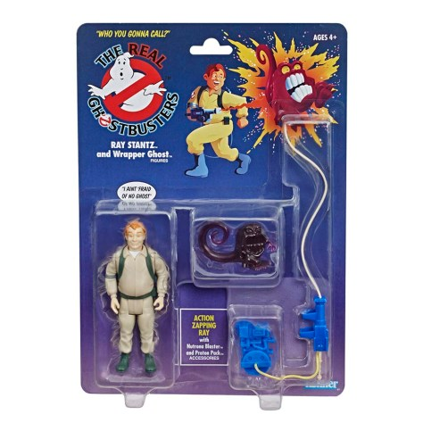 The Real Ghostbusters Ray Stantz - Kenner Hasbro Re-release 1
