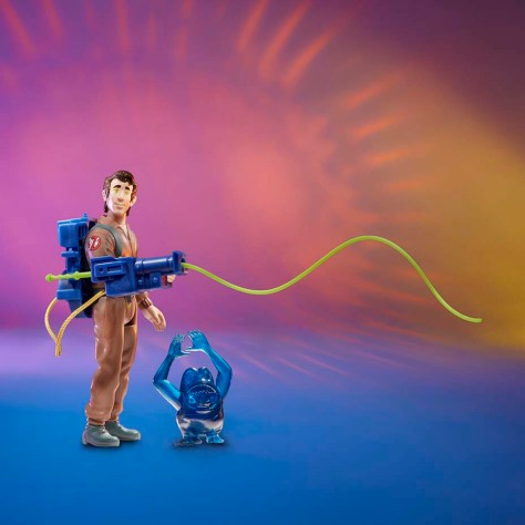 The Real Ghostbusters Peter Venkman - Kenner Hasbro Re-release 2