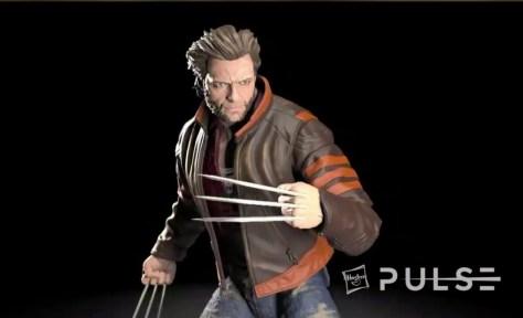Marvel Legends Hasbro X-Men Wolverine