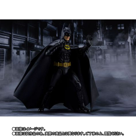 Bandai S.H. Figuarts Batman 1989 Promo Image 4