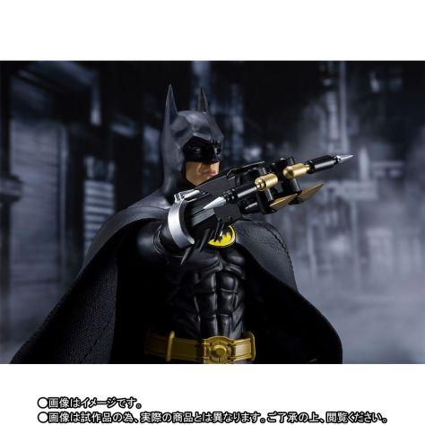 Bandai S.H. Figuarts Batman 1989 Promo Image 5