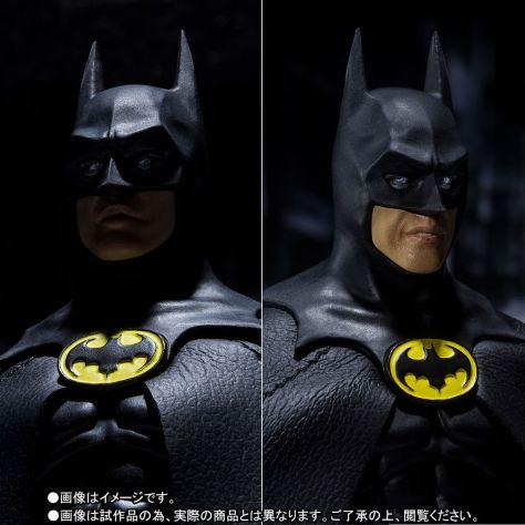 Bandai S.H. Figuarts Batman 1989 Promo Image 9