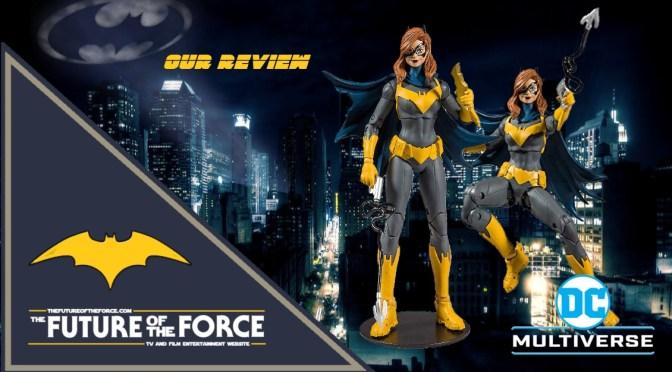 DC Multiverse Review | Batgirl (McFarlane Toys)