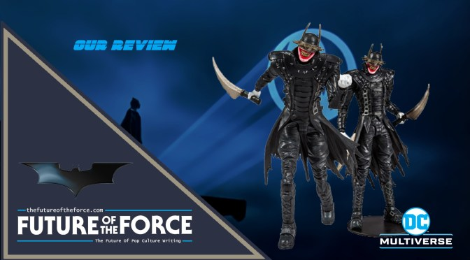 DC Multiverse Review | The Batman Who Laughs (McFarlane Toys)