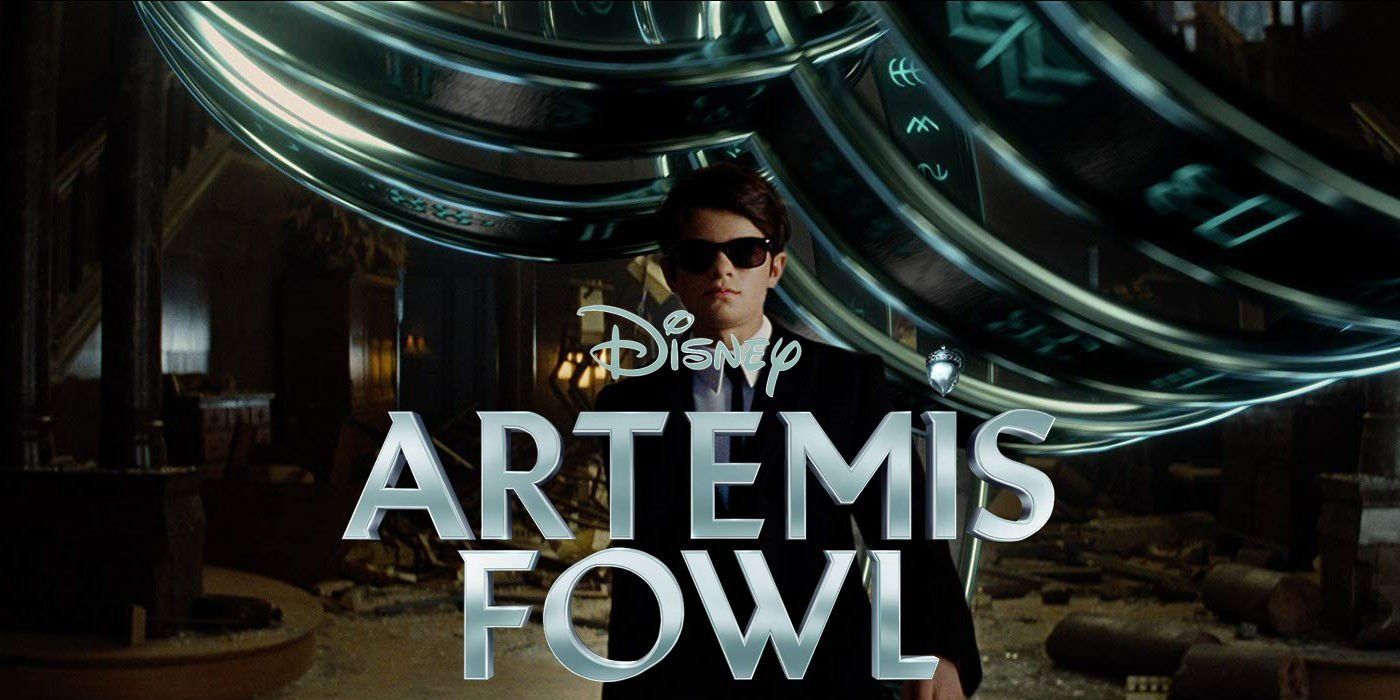 New Trailer & Poster For Disney's Artemis Fowl | Future of the Force