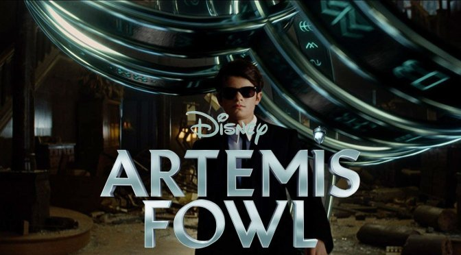 New Trailer & Poster For Disney's Artemis Fowl