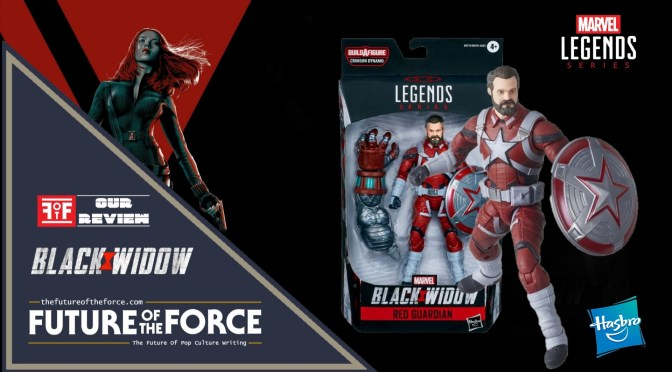 Marvel Legends Review | Red Guardian (Black Widow)