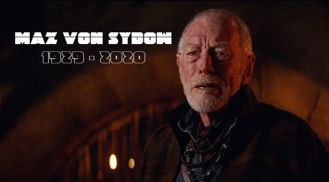 Max Von Sydow | A Tribute