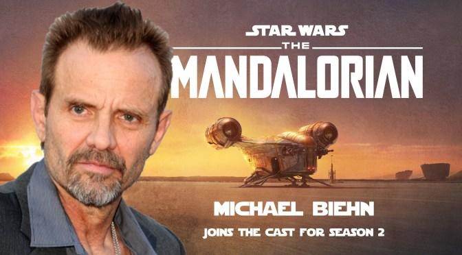 Michael Biehn Joins the Cast of The Mandalorian Season 2