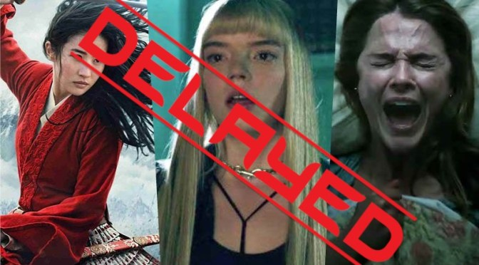 Disney Postpones Mulan, The New Mutants and Antlers Due to the Coronavirus Pandemic