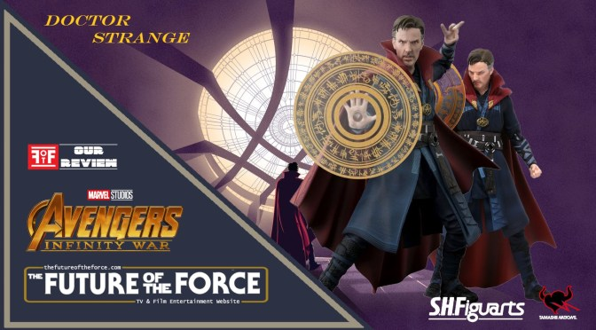 S.H. Figuarts Review | Doctor Strange (Avengers: Infinity War)