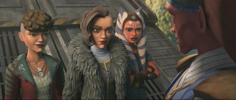 "Star Wars: The Clone Wars ""Deal No Deal"" Gallery 1"