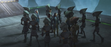 "Star Wars: The Clone Wars ""Deal No Deal"" Gallery 2"