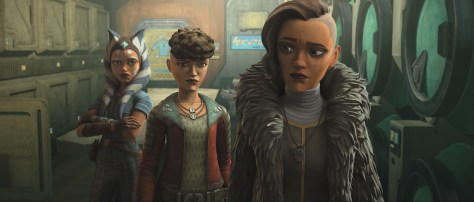 Star Wars The Clone Wars Episode 5 Gone With a Trace 4